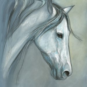 2021-01-201 Andalusian Horse Painting
